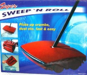 sweep 'n 'roll